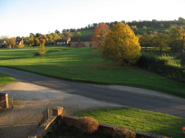 View from Winton House